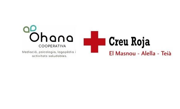 Iniciem un projecte de col·laboració amb la Creu Roja
