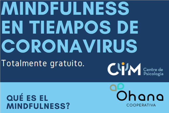 MINDFULNESS en tiempos Coronavirus
