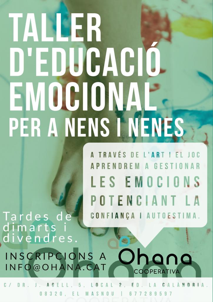 Nou Espai d'Entrenament de les Competències Emocionals dels Infants