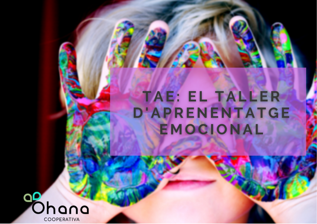 TALLER EDUCACIO EMOCIONAL A LES ESCOLES